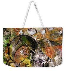 Abstract #330 Weekender Tote Bag