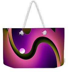 Abstract 515 6 Weekender Tote Bag
