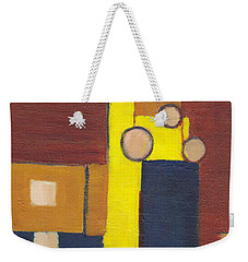 Abstract 52617 Weekender Tote Bag