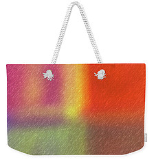 Abstract 5791 Weekender Tote Bag