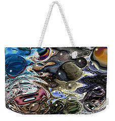 Abstract 623164 Weekender Tote Bag