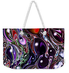 Abstract 62316.7 Weekender Tote Bag