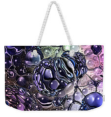 Cancer Killing Microbe Weekender Tote Bag