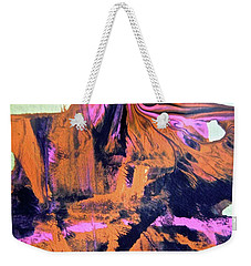 Abstract 6790 Weekender Tote Bag