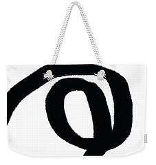 Abstract #7 Weekender Tote Bag