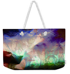 Abstract 7007 Weekender Tote Bag