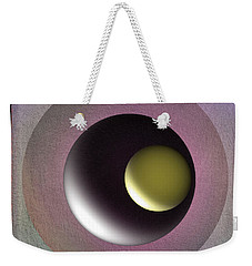 Abstract 702-2015 Weekender Tote Bag by John Krakora