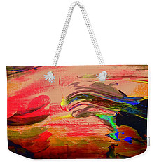 Abstract 8070 Weekender Tote Bag