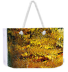 Abstract #8442 Weekender Tote Bag by Andrey Godyaykin