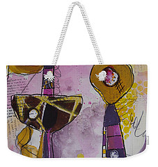 Abstract 86 Weekender Tote Bag