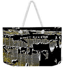 Abstract 99 Weekender Tote Bag