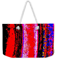 Abstract  Abstraction Weekender Tote Bag