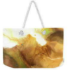 Abstract Acrylic Painting Fantasy Weekender Tote Bag