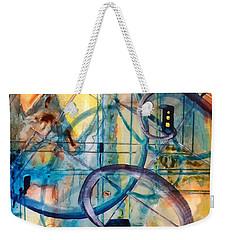 Abstract Appeal Weekender Tote Bag