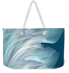 Abstract Art - Everlasting Grace By Rgiada Weekender Tote Bag