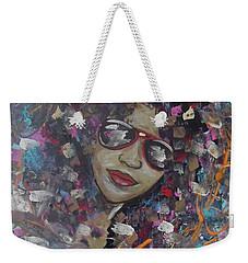 Abstract Beauty Weekender Tote Bag