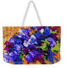 Abstract Boquet 3 Weekender Tote Bag