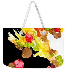 Abstract Bouquet Weekender Tote Bag