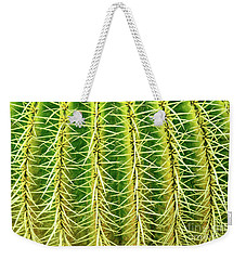 Abstract Cactus Weekender Tote Bag by Delphimages Photo Creations