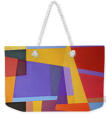 Abstract Composition 7 Weekender Tote Bag