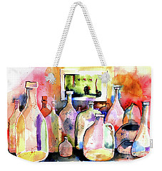 Abstract Containers Weekender Tote Bag