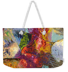 Abstract Depths Weekender Tote Bag