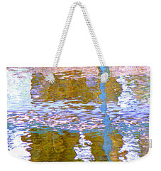 Abstract Directions Weekender Tote Bag
