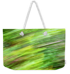 Weekender Tote Bag featuring the photograph Abstract Expressionism Field 1 by Marilyn Hunt