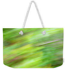 Weekender Tote Bag featuring the photograph Abstract Expressionism Field 2 by Marilyn Hunt