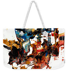 Abstract Expressionism Painting Series 750.102910 Weekender Tote Bag by Kris Haas