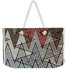 Abstract Floor  Weekender Tote Bag