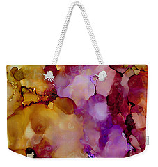 Abstract Floral #22 Weekender Tote Bag