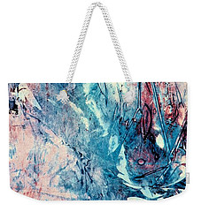 Abstract Floral 33 Weekender Tote Bag