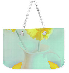 Abstract Floral Art 280 Weekender Tote Bag