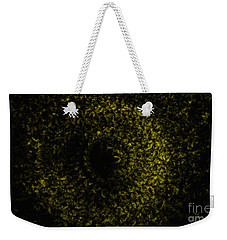 Abstract Floral Swirl No.1 Weekender Tote Bag