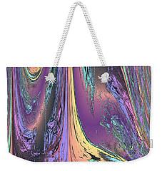 Abstract Flow Weekender Tote Bag