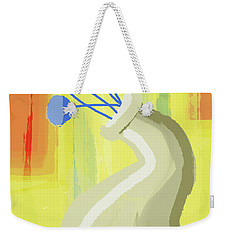 Abstract Flower Vase 2 Weekender Tote Bag