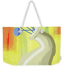 Abstract Flower Vase 2 Weekender Tote Bag by Keshava Shukla