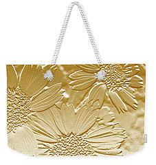 Abstract Flowers 4 Weekender Tote Bag