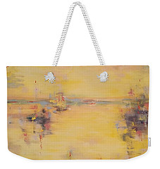 Abstract For Harold Weekender Tote Bag