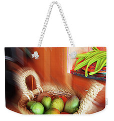 Abstract Fruit Art   100 Weekender Tote Bag