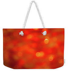 Abstract Honey Cakes Weekender Tote Bag by Yoel Koskas
