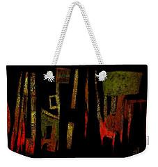 Abstract II - 19dec2016 Weekender Tote Bag by Jim Vance