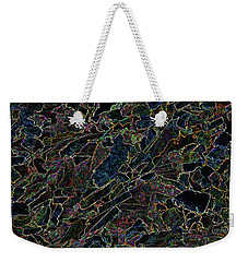 Weekender Tote Bag featuring the photograph Abstract II by Lewis Mann