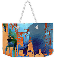 Abstract  Images Of Urban Landscape Series #1 Weekender Tote Bag