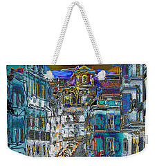 Abstract  Images Of Urban Landscape Series #11 Weekender Tote Bag