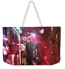 Abstract  Images Of Urban Landscape Series #12 Weekender Tote Bag