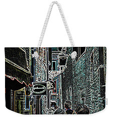 Abstract  Images Of Urban Landscape Series #12b Weekender Tote Bag