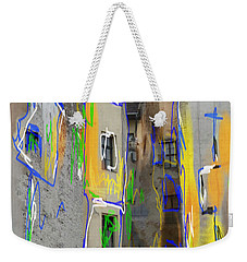 Abstract  Images Of Urban Landscape Series #13 Weekender Tote Bag