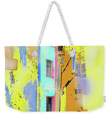 Abstract  Images Of Urban Landscape Series #2 Weekender Tote Bag